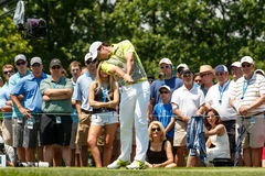 Rory McIlroy at the Memorial Tournament
