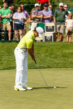 Rory McIlroy at the Memorial Tournament Stock Photography