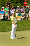 Rory McIlroy at the Memorial Tournament Royalty Free Stock Photo