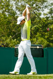 Rory McIlroy på den minnes- turneringen Royaltyfri Bild