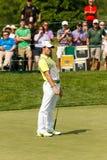 Rory McIlroy przy Pamiątkowym turniejem Zdjęcie Royalty Free