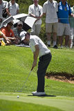 Rory McIlroy - Putting Out - NGC2009 Stock Images