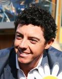 Rory McIlroy World Champion Golfer Royalty Free Stock Photos