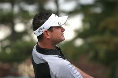 Rory Sabbatini, Tour Championship, Atlanta, 2006 Royalty Free Stock Photo