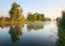 河ros 库存照片
