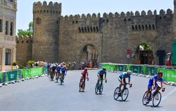 1ros juegos europeos, Baku, Azerbaijan Fotografía de archivo