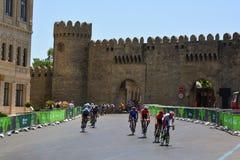 1ros juegos europeos, Baku, Azerbaijan Foto de archivo libre de regalías