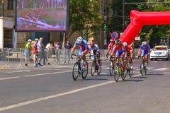 1ros juegos europeos, Baku, Azerbaijan Imagen de archivo libre de regalías