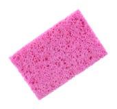 Rosa absorvente super da esponja Imagem de Stock Royalty Free