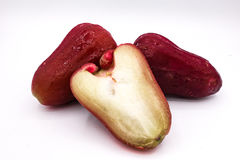 Rosa apple Royalty Free Stock Photo