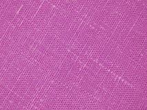 Rosa backround - linnekanfas - lagerföra fotoet Arkivfoton