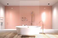 Rosa Badezimmer Wohndesign Ideen - Rosa fliesen bad