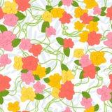Rosa bakgrund för sjaskig stil royaltyfria foton