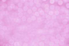 Rosa bakgrund: Foto för materiel för suddighet för moderdag Royaltyfria Foton