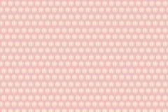 Rosa bakgrund, modell av cirkelljus på rosa bakgrund Arkivfoton