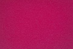 Rosa bakgrund, porös textur av svampen arkivbild