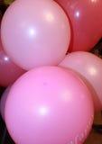 Rosa Ballone Lizenzfreie Stockbilder