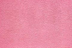 Rosa betongvägg royaltyfria foton
