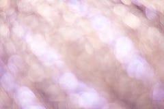 Rosa bokeh abstrakt bakgrund Fotografering för Bildbyråer