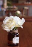 Rosa in bottiglia Immagini Stock Libere da Diritti