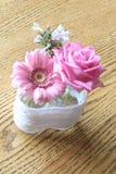 Rosa brillante Fotografía de archivo libre de regalías