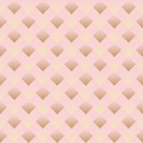 Rosa claro, Brown y fondo ilusorio beige Ilustración del vector Imagen de archivo libre de regalías