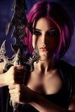 Rosa di fantasia Fotografia Stock