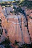 Rosa di rocce della tenda Immagine Stock Libera da Diritti