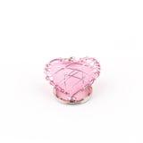 Rosa do fio do coração bonito Foto de Stock Royalty Free