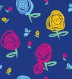 Rosa e botões Foto de Stock