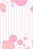 Rosa entfernter Hintergrund Lizenzfreies Stockfoto