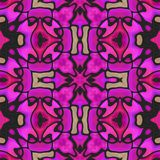 Rosa färbte abstraktes schönes Hintergrunddesign lizenzfreie abbildung