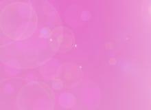 Abstrakt bakgrund för rosa färg Royaltyfria Bilder