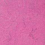 Rosa färg ytbehandlar Royaltyfria Bilder