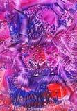 Rosa färgabstrakt begrepp Royaltyfri Foto