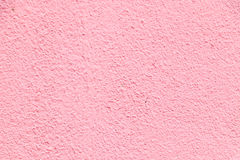 Rosa färgcement Royaltyfri Bild