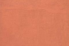 Rosa färgcementvägg arkivfoto