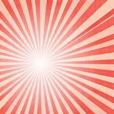 Rosa färgen rays bakgrund Fotografering för Bildbyråer