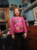 Rosa färger Arkivfoto