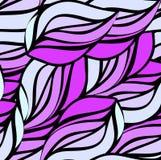 Rosa färger för trådradmodell Arkivfoto