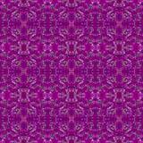 Rosa färger & lilor blänker den sömlösa tegelplattan Royaltyfri Fotografi