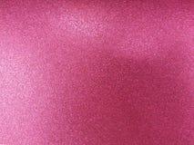 Rosa färger mousserad bakgrund Fotografering för Bildbyråer