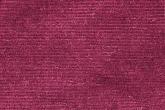Rosa färger tvättade matttextur, bakgrund för textur för linnekanfas vit Fotografering för Bildbyråer