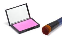 rosa färgpulverrodnad Royaltyfri Foto