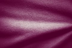 Rosa färgvågbakgrund med ljust abstrakt torkduketexturtyg royaltyfria foton