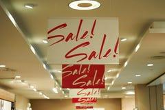 rosa försäljningsyellow Royaltyfri Fotografi