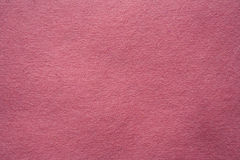 Rosa felt. Texture. Useful as a background or texture effect Stock Photography