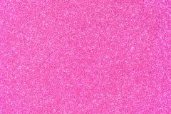Rosa Funkelnbeschaffenheits-Zusammenfassungshintergrund Stockfotografie