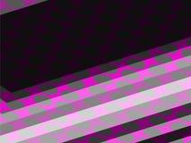 rosa fyrkanter för prickar Royaltyfria Bilder