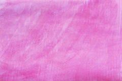 Rosa gemaltes Papier lizenzfreie stockbilder